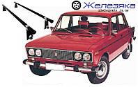 """Багажник на крышу ВАЗ 2106 """"UNI"""" (140 см) """"Эконом"""", фото 1"""