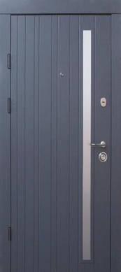 Дверь входная Qdoors модель Бранш-Al премиум