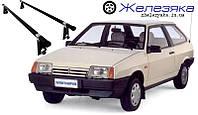 """Багажник на крышу ВАЗ 2108 """"UNI"""" (128 см) """"Эконом"""""""
