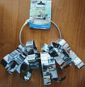 Набор форм / вырубок для печенья / пряников на кольце, 12 штук, фото 2