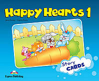 Английский язык | Happy Hearts | Story Cards. Карточки, 1 | Exspress Publishing