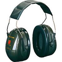 3M™ Peltor™ Optime™ II H520A - Наушники стандартные с оголовьем