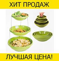 Складная ваза Twistfold Party Bowls, фото 1