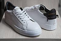 Мужская обувь Кеды Givenchy эко-кожа 40-44 Шикарное качество Турция белые и чёрные, фото 1