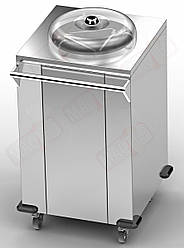 Диспенсер для тарелок (нейтральный) PD-50 (560х500х850)