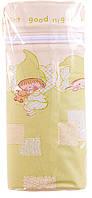 Термоконтейнер Ceba Baby Jumbo 70*80*230мм  беж-салатовый (гномики в постели)