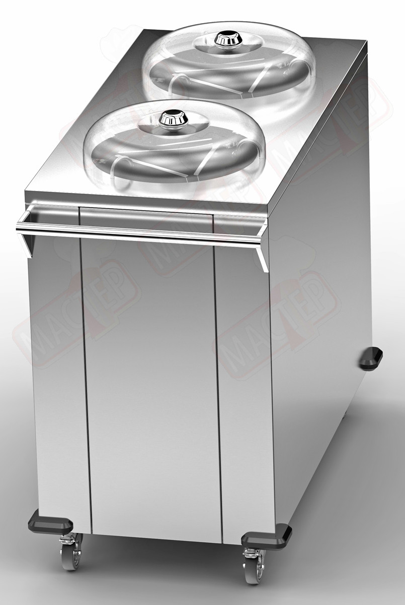 Диспенсер для тарелок (нейтральный) PD-100 (1060х500х850)