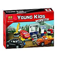 """Конструктор Bela 10686 (Аналог Lego Juniors 10743) """"Гараж Смоуки"""" 126 деталей"""