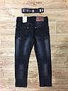 Джинсовые брюки для мальчиков F&D 134-164 р.р., фото 2