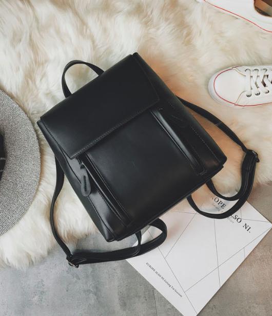 Рюкзак кожаный женский трансформер Cool