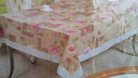 Скатерть кухонная из клеенки, 120*150 см