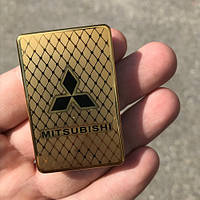 Электроимпульсная зажигалка usb mitsubishi, фото 1