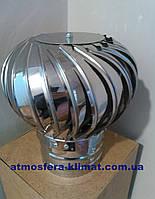 Крышная турбина Эконом (Турбодефлектор) 150