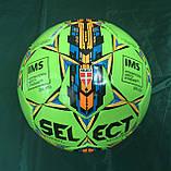 Мяч для футзала (мини-футбола) SELECT MASTER (размер 4), фото 4