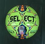 Мяч для футзала (мини-футбола) SELECT MASTER (размер 4), фото 3