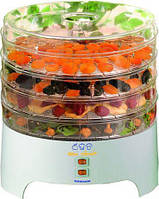 Сушарка для овочів і фруктів Niewiadow 970.01 PS