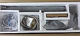 Стойка для ванной комнаты напольная 8-010, фото 5