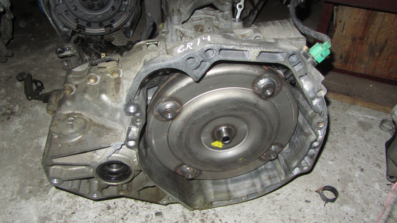 АКПП Nissan Micra K12 1.4 CR14DE 310203AX81 310203BX15