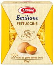 Макаронные изделия Fettuccine Emiliane Barilla, 500 гр