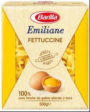 Макаронные изделия Fettuccine Emiliane Barilla, 500 гр, фото 2