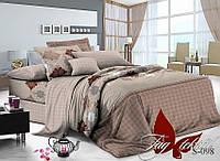 Комплект постельного белья (евромакс, сатин люкс)