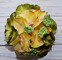 Головка цветка гортензии, фото 1