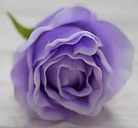 Головка розы сиреневая , фото 1