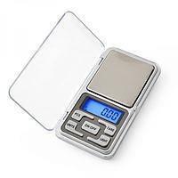 Весы 500gr/0.01g ювелирные с батарейками