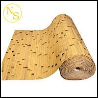 """Бамбуковые обои """"Желтая березка"""" 90см TM """"Safari"""", фото 1"""