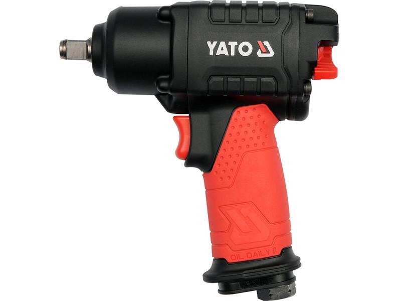 Ударный пневматический гайковерт Yato YT-09505