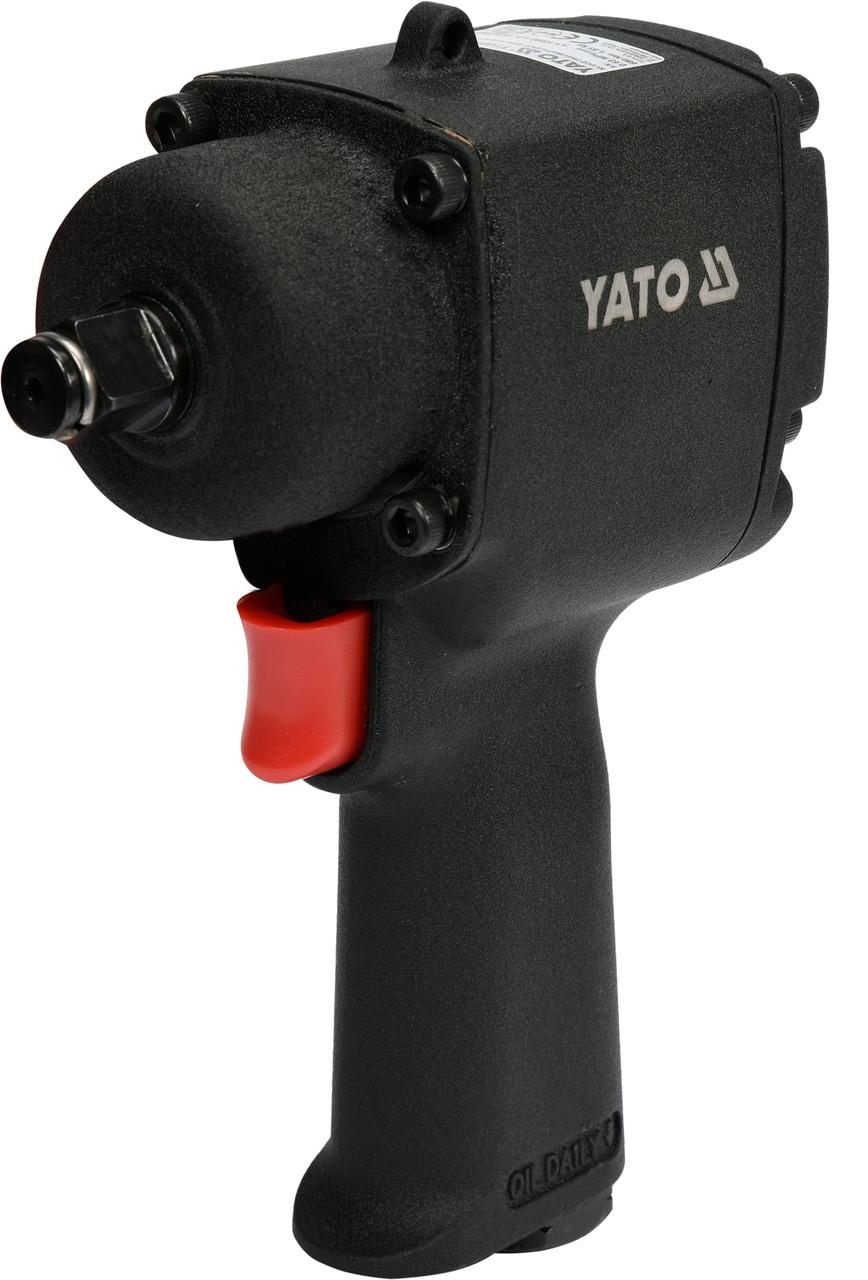 Пневматический гайковерт Yato YT-09513