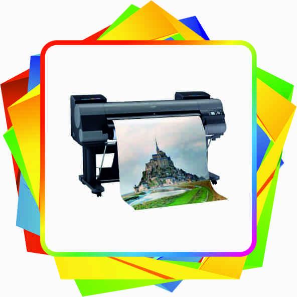 Баннеры, фотообои, печать на холсте.