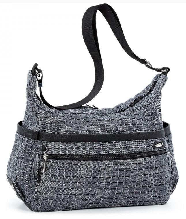 752e51fd0057 Женская молодежная сумка Dolly 649 серая - SUPERSUMKA интернет магазин в  Киеве