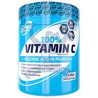 6Pak Nutrition Vitamin C (100% Ascorbid Acid) витамин ц аскорбиновая кислота для укрепления иммунитета