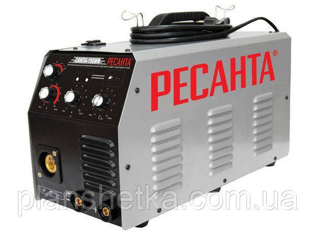 Сварочный полуавтомат инверторный Ресанта САИПА-190 МФ, фото 2