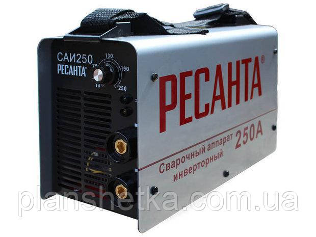 Сварочный аппарат инверторный Ресанта САИ 250, фото 2
