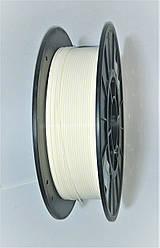PLA пластик 500 г, белый 1.75 мм,