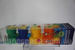 ТМ Гамма Пальчиковые Краски 5 цв + печати