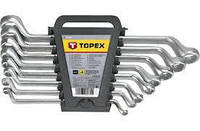 Ключи накидные набор 8 шт TOPEX 35D856
