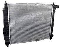 Радиатор охлаждения Chevrolet Aveo 1.5 8 кл LSA LA 96536523-48 паяный