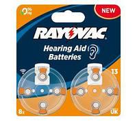 Батарейки для слухового аппарата 13 (80 шт.)