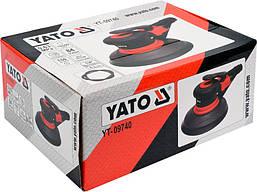 Пневматическая шлифмашинка Yato YT-09740, фото 2