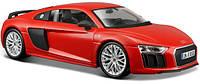 Автомодель Audi R8 V10 Plus (1:24) красный - тюнинг (31513 red)