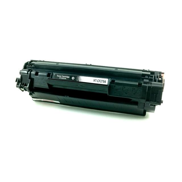 Картридж HP 79A (CF279A), Black, LJ Pro M12a/M12w/M26a/M26nw, ресурс 1000 листов, PrintPro (PP-H279NS)