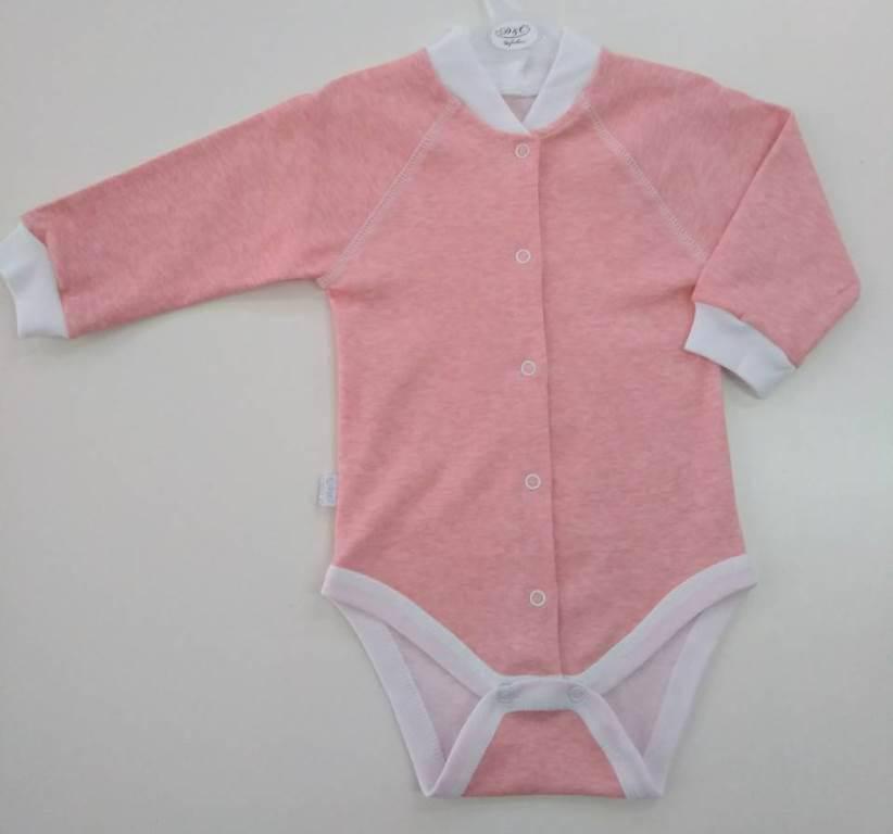 Дитячий бодік для дівчаток D C розмір 62 68 74  продажа 80604b9c742bc