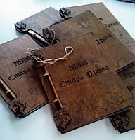 Деревянное меню для кафе, баров и ресторанов