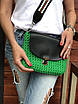Набор конструктор для вязания крючком сумки кросс боди с плечевым ремнем «MY LITTLE BAG», фото 4