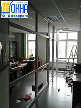 Пластиковые перегородки в комнату, квартиру - цены Киев, фото 3