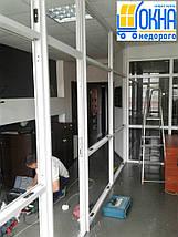 Пластиковые перегородки в комнату, квартиру - цены Киев, фото 2