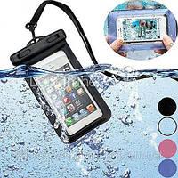 Водонепроницаемый чехол для телефона  WaterProof Bag (17 * 10 см.), фото 1